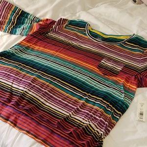 Flattering stripped T-Shirt